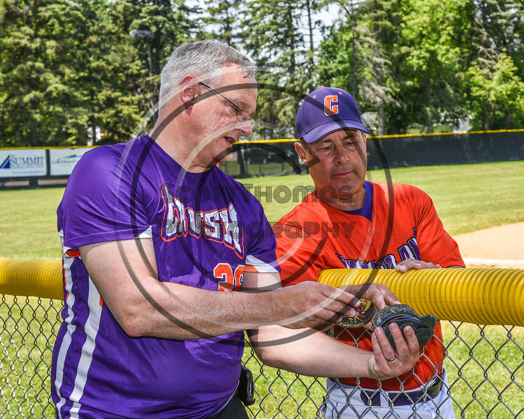 Cortland Crush hosted the Sherrill Silversmiths on Greg's Field at Beaudry Park in Cortland, New York on Sunday, June 17, 2018.