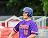 Cortland Crush Alex Babcock (16) playing against the Rome Generals on Wallace Field in Cortland, New York on Sunday, June 23, 2018. Cortland won 14-5.