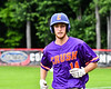 Cortland Crush Dylan Ketch (14) playing against the Rome Generals on Wallace Field in Cortland, New York on Sunday, June 23, 2018. Cortland won 14-5.
