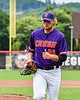 Cortland Crush Alex Larson (26) after pitching against the Rome Generals on Wallace Field in Cortland, New York on Sunday, June 23, 2018. Cortland won 14-5.