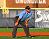 NYCBL Field Umpire during the game between the Cortland Crush and Onondaga Flames at OCC Turf Field in Syracuse, New York on Saturday, June 30, 2018.