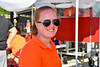 Cortland Crush General Manager of Game Day Operations Allie Osterhoudt at Gutchess Lumber Sports Complex in Cortland, New York on Saturday, June 8, 2019.