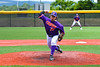 Cortland Crush Dominick Spinoso (34) pitching against the Rome Generals in New York Collegiate Baseball League action at Gutchess Lumber Sports Complex in Cortland, New York on Saturday, June 15, 2019. Cortland won 12-7.