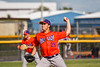 Cortland Crush Michael Viveiros (29) pitching against the Rome Generals in New York Collegiate Baseball League action at Larry Delutis Field in Rome, New York on Saturday, June 22, 2019. Cortland won 16-9.