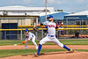 Rome Generals Trevor Frederick (12) pitching against the Cortland Crush in New York Collegiate Baseball League action at Larry Delutis Field in Rome, New York on Saturday, June 22, 2019. Cortland won 16-9.