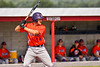 Cortland Crush Dylan Nolan (14) at bat against the Rome Generals in New York Collegiate Baseball League action at Larry Delutis Field in Rome, New York on Saturday, June 22, 2019. Cortland won 16-9.