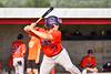 Cortland Crush Alex Babcock (33) at bat against the Rome Generals in New York Collegiate Baseball League action at Larry Delutis Field in Rome, New York on Saturday, June 22, 2019. Cortland won 16-9.