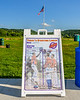 Cortland Crush and Rome Generals starting lineups posted before a New York Collegiate Baseball League game at Gutchess Lumber Sports Complex in Cortland, New York on Thursday, June 27, 2019.