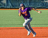 Cortland Crush Alex Flock (10) running the bases against the Syracuse Salt Cats in New York Collegiate Baseball League action at OCC Turf Field in Syracuse, New York on Saturday, June 29, 2019. Cortland won 4-1.