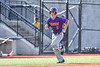 Cortland Crush Anthony Cieszko (3) running the bases to score a run against the Syracuse Spartans in New York Collegiate Baseball League action at OCC Turf Field in Syracuse, New York on Wednesday, July 10, 2019. Syracuse won 3-2.