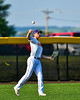 Cortland Crush Alex Flock (10) throwing the ball against the Syracuse Salt Cats in New York Collegiate Baseball League playoff action at Gutchess Lumber Sports Complex in Cortland, New York on Thursday, July 24, 2019. Cortland won 1-0 in extra innings.
