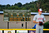 Cortland Crush and Syracuse Salt Cats in a scoreless tie after 10 and a Half innings in a New York Collegiate Baseball League playoff game at Gutchess Lumber Sports Complex in Cortland, New York on Thursday, July 24, 2019. Cortland won 1-0 in extra innings.