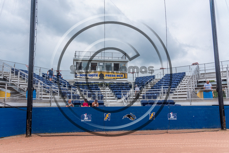 Cortland Crush played the Niagara Power in New York Collegiate Baseball League Championship game at Sal Maglie Stadium in Niagara Falls, New York on Sunday, July 28, 2019.