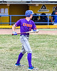 Cortland Crush Jack Lynch (2) before his at bat against the Niagara Power in New York Collegiate Baseball League playoff action at Sal Maglie Stadium in Niagara Falls, New York on Sunday, July 28, 2019. Niagara won 12-6.