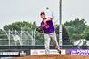 Cortland Crush Michael Viveiros (29) pitching against the Niagara Power in New York Collegiate Baseball League playoff action at Sal Maglie Stadium in Niagara Falls, New York on Sunday, July 28, 2019. Niagara won 12-6.