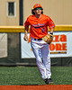 Cortland Crush Corey Stofko (15) playing Second Base against the Albany Athletics in New York Collegiate Baseball League action at Gutchess Lumber Sports Complex in Cortland, New York on Sunday, June 6, 2021.