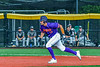 Cortland Crush Rob Ciulla (13) running the bases against the Sherrill Silversmiths in New York Collegiate Baseball League action at Gutchess Lumber Sports Complex in Cortland, New York on Monday, June 7, 2021. Cortland won 10-2.