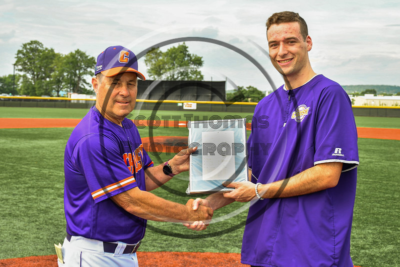 Cortland Crush hosted the Sherrill Silversmiths in New York Collegiate Baseball League action at Gutchess Lumber Sports Complex in Cortland, New York on Monday, June 7, 2021.