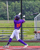 Cortland Crush Alexis Castillo (26) at bat against the Sherrill Silversmiths in New York Collegiate Baseball League action at Gutchess Lumber Sports Complex in Cortland, New York on Monday, June 7, 2021. Cortland won 10-2.