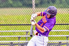Cortland Crush Nicholas Pastore (1) hits the ball against the Sherrill Silversmiths in New York Collegiate Baseball League action at Gutchess Lumber Sports Complex in Cortland, New York on Monday, June 7, 2021. Cortland won 10-2.