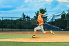 Cortland Crush Jake Lombardi (41) pitching against the Syracuse Salt Cats in New York Collegiate Baseball League action at OCC Turf Field in Syracuse, New York on Monday, June 14, 2021. Game ended in a 2-2 tie.