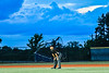 Cortland Crush played the Syracuse Salt Cats in New York Collegiate Baseball League action at OCC Turf Field in Syracuse, New York on Monday, June 14, 2021. Game ended in a 2-2 tie.