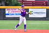 Cortland Crush Javier Rosa (3) throwing the ball against the Sherrill Silversmiths in New York Collegiate Baseball League action at Gutchess Lumber Sports Complex in Cortland, New York on Friday, June 18, 2021. Cortland won 15-5.