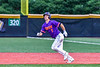 Cortland Crush Jason Boule (7) running the bases against the Sherrill Silversmiths in New York Collegiate Baseball League action at Gutchess Lumber Sports Complex in Cortland, New York on Friday, June 18, 2021. Cortland won 15-5.