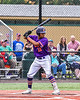 Cortland Crush Justice Welch (12) at bat against the Sherrill Silversmiths in New York Collegiate Baseball League action at Gutchess Lumber Sports Complex in Cortland, New York on Friday, June 18, 2021. Cortland won 15-5.