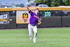 Cortland Crush Jason Boule (7) throwing the ball against the Sherrill Silversmiths in New York Collegiate Baseball League action at Gutchess Lumber Sports Complex in Cortland, New York on Friday, June 18, 2021. Cortland won 15-5.