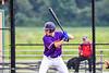 Cortland Crush Tyler Beard (21) at bat against the Sherrill Silversmiths in New York Collegiate Baseball League action at Gutchess Lumber Sports Complex in Cortland, New York on Friday, June 18, 2021. Cortland won 15-5.