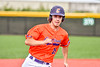 Cortland Crush Corey Stofko (15) running the bases against the Hornell Dodgers in New York Collegiate Baseball League action at Gutchess Lumber Sports Complex in Cortland, New York on Saturday, June 19, 2021. Hornell won 8-3
