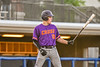 Cortland Crush Matthew Ward (20) at bat against the Syracuse Salt Cats in New York Collegiate Baseball League action at OCC Turf Field in Syracuse, New York on Tuesday, June 22, 2021. Cortland won 6-4.