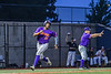 Cortland Crush Alexis Castillo (26) rounds Third Base against the Syracuse Salt Cats in New York Collegiate Baseball League action at OCC Turf Field in Syracuse, New York on Tuesday, July 6, 2021. Game ended in a 3-3 tie.
