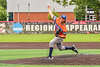 Cortland Crush hosted the Mansfield Destroyers during the New York Collegiate Baseball League Jamboree at Wallace Field in Cortland, New York on Saturday, July 10, 2021. Cortland won 2-1.