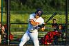 Cortland Crush Zach Marriott (5) at bat against the Dansville Gliders during the New York Collegiate Baseball League Jamboree at Gutchess Lumber Sports Complex in Cortland, New York on Saturday, July 10, 2021. Cortland won 2-0.
