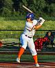 Cortland Crush John Davis (32) at bat against the Dansville Gliders during the New York Collegiate Baseball League Jamboree at Gutchess Lumber Sports Complex in Cortland, New York on Saturday, July 10, 2021. Cortland won 2-0.