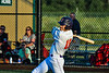 """Cortland Crush Brandon """"Buzz"""" Shirley (18) at bat against the Dansville Gliders during the New York Collegiate Baseball League Jamboree at Gutchess Lumber Sports Complex in Cortland, New York on Saturday, July 10, 2021. Cortland won 2-0."""