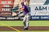 Cortland Crush Michael Breen (6) fields and throwing the ball against the Syracuse Salt Cats in New York Collegiate Baseball League action on Leo Pinckney Field at Falcon Park in Auburn, New York on Sunday, July 18, 2021. Cortland won 4-3.