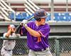 Cortland Crush Matthew Ward (20) at bat against the Syracuse Salt Cats in New York Collegiate Baseball League action on Leo Pinckney Field at Falcon Park in Auburn, New York on Sunday, July 18, 2021. Cortland won 4-3.