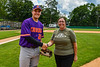 Orange Crush played the Purple Crush at Doubleday Field in Cooperstown, New York on Friday, July 23, 2021. Game ended in a 1-1 tie.
