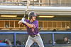 Cortland Crush c15 Corey Stofko (15) at bat against the Syracuse Salt Cats in New York Collegiate Baseball League playoff action at OCC Turf Field in Syracuse, New York on Wednesday, July 28, 2021. Cortland won 12-0.