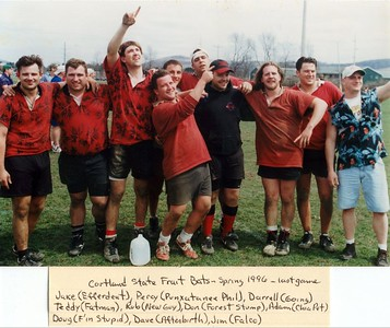 cortland rugby, The Last Game, spring 1996a