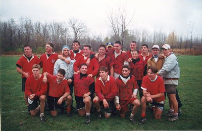 Cortland Rugby, Killer Bs , SUNY Champs, Syracuse Univ  oct 31, 1993c