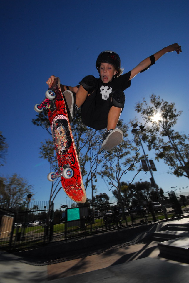 Costa Mesa skate park