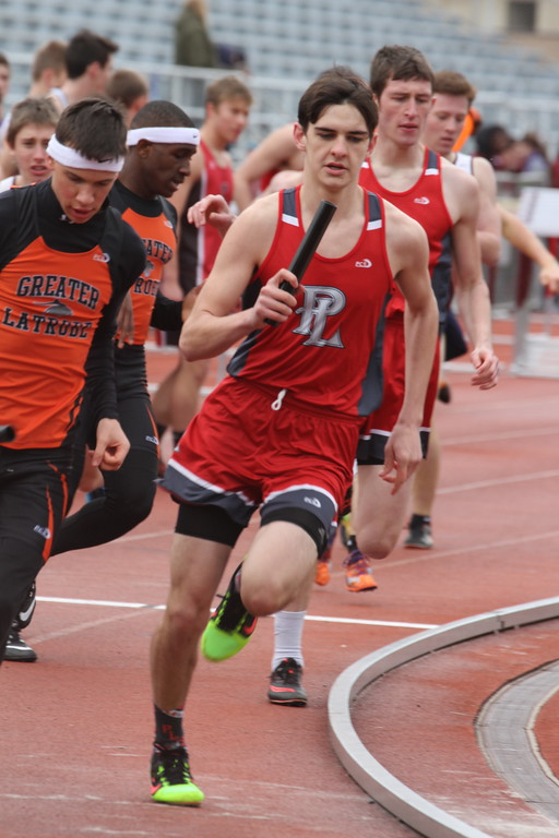 Coudy Track at Altoona 2017