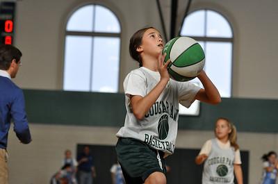 Cougar Paws Basketball 2011