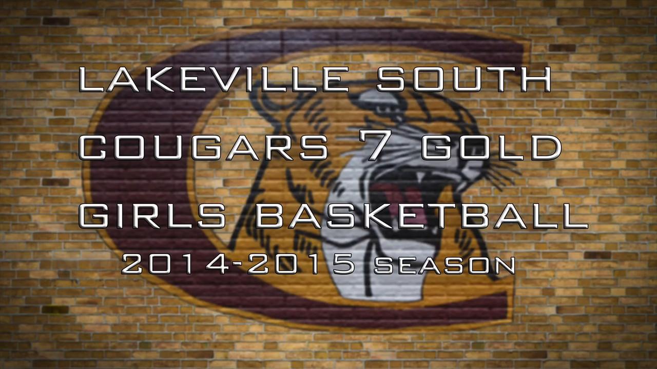 Lakeville South 7A Girls Baksetball