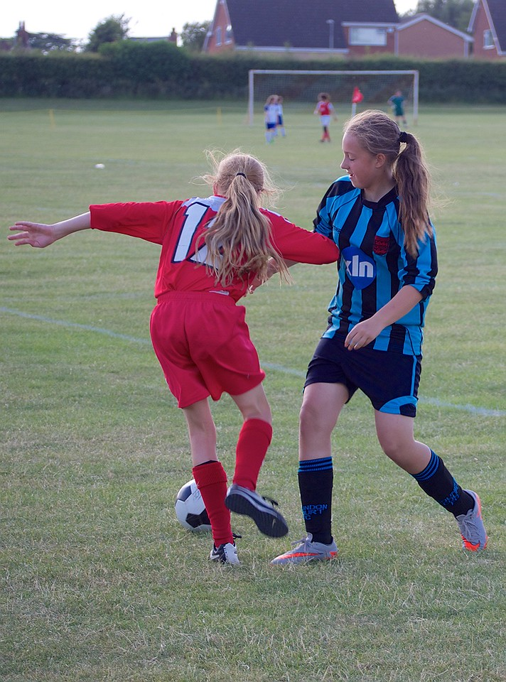 Coundon Court (Coventry) beat Milton Keynes in the Semi-Final 2-0.