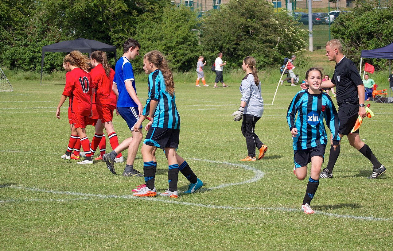 Coundon Court (Coventry) drew with the 2014 tournament winners Manchester in the qualifying round 0-0.